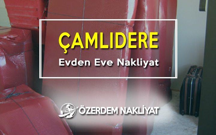 Ankara Çamlıdere Evden Eve Nakliyat